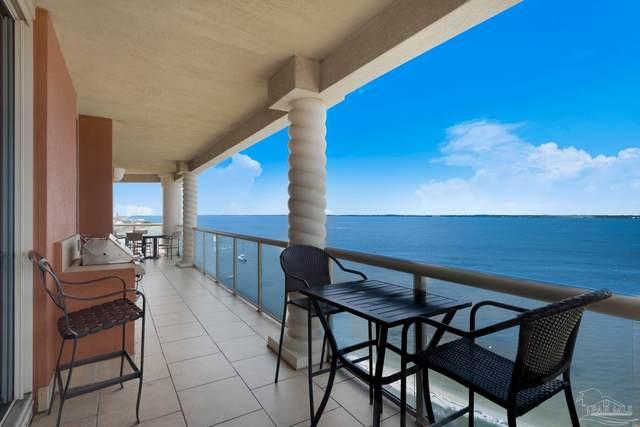 4 Portofino Dr #701, Pensacola Beach, FL 32561 (MLS #594113) :: Levin Rinke Realty