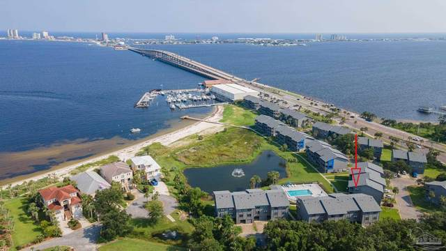 200 Pensacola Beach Rd B-1, Gulf Breeze, FL 32561 (MLS #594126) :: Levin Rinke Realty