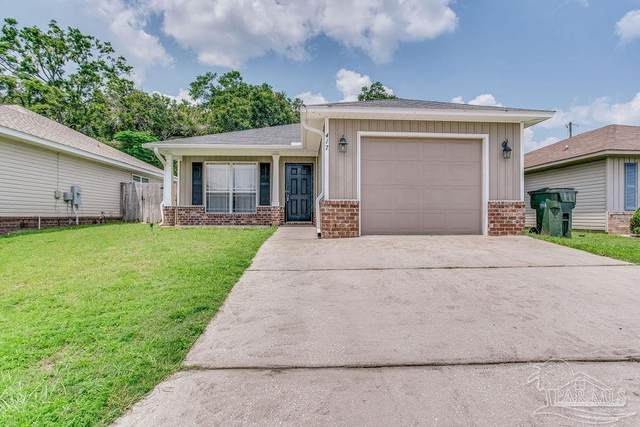 417 Evening Falls Dr, Cantonment, FL 32534 (MLS #594130) :: Crye-Leike Gulf Coast Real Estate & Vacation Rentals