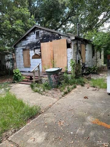 56 Druid Dr, Pensacola, FL 32507 (MLS #594138) :: Crye-Leike Gulf Coast Real Estate & Vacation Rentals