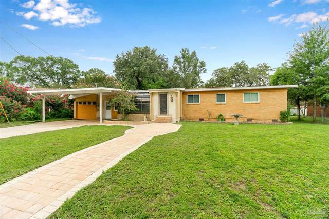 5803 Kendall Ave, Pensacola, FL 32506 (MLS #594139) :: Crye-Leike Gulf Coast Real Estate & Vacation Rentals