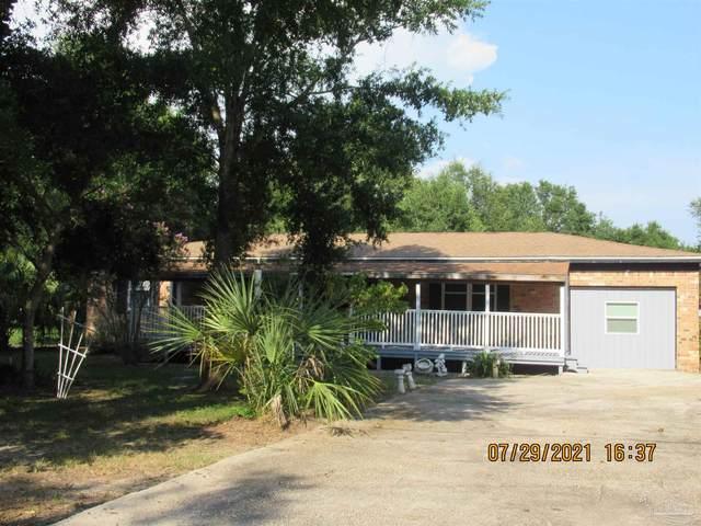 1658 Ocean Breeze Ln, Gulf Breeze, FL 32563 (MLS #594140) :: Crye-Leike Gulf Coast Real Estate & Vacation Rentals
