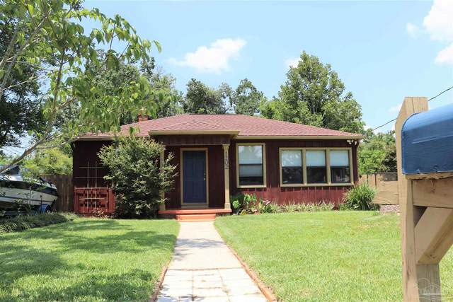 1202 Wilson Ave, Pensacola, FL 32507 (MLS #594154) :: Levin Rinke Realty