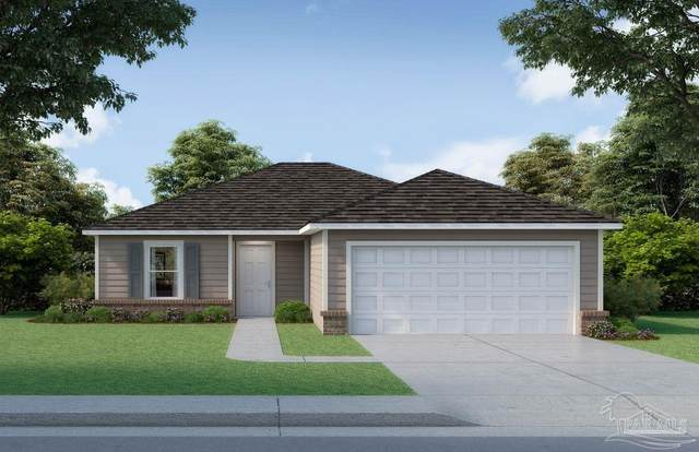 1633 Addies Way, Pensacola, FL 32534 (MLS #594161) :: Connell & Company Realty, Inc.