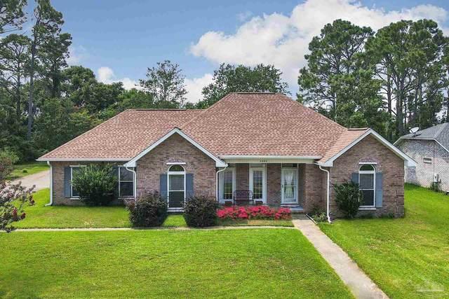 5003 Shoshone Dr, Pensacola, FL 32507 (MLS #594169) :: Levin Rinke Realty