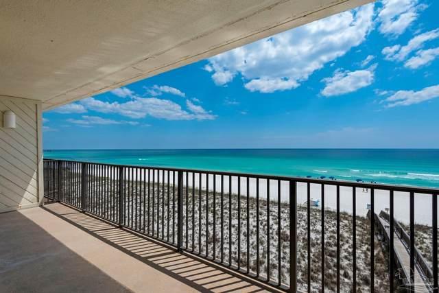 8245 Gulf Blvd #404, Navarre Beach, FL 32566 (MLS #594181) :: Coldwell Banker Coastal Realty