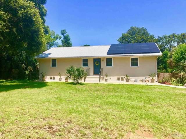 532 Wynnehurst St, Pensacola, FL 32503 (MLS #594185) :: Levin Rinke Realty