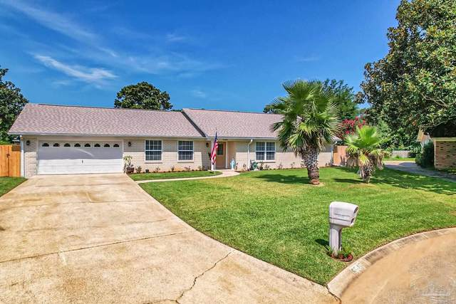 6546 Lake Charlene Dr, Pensacola, FL 32506 (MLS #594197) :: Connell & Company Realty, Inc.