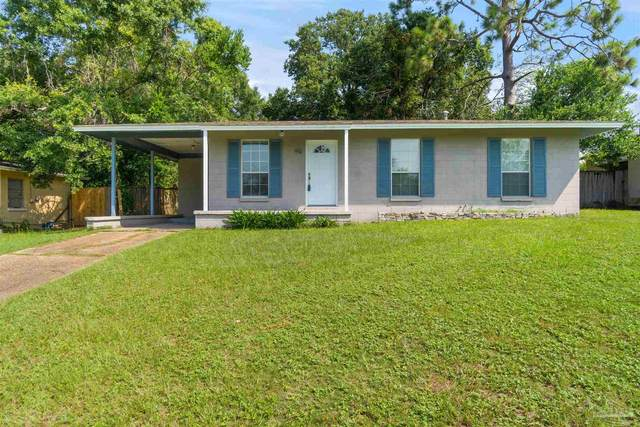 916 Lagoon Dr, Pensacola, FL 32505 (MLS #594198) :: Connell & Company Realty, Inc.