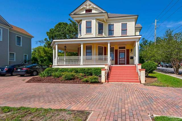 921 N Palafox St, Pensacola, FL 32502 (MLS #594200) :: Connell & Company Realty, Inc.