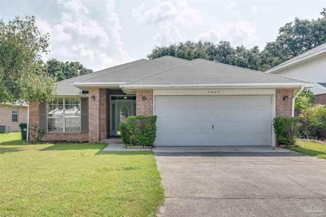 7965 Cayenne Way, Pensacola, FL 32526 (MLS #594215) :: Levin Rinke Realty