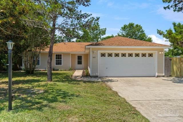 1813 Abercrombie Rd, Gulf Breeze, FL 32563 (MLS #594216) :: Levin Rinke Realty