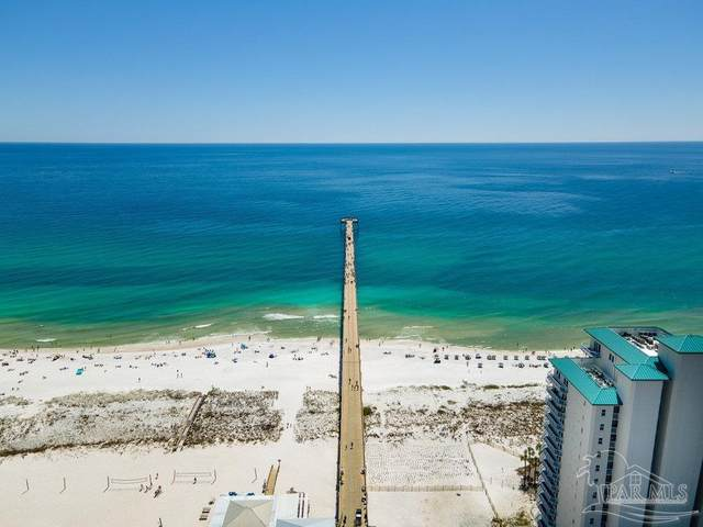 8577 Gulf Blvd #1403, Navarre Beach, FL 32566 (MLS #594225) :: Connell & Company Realty, Inc.
