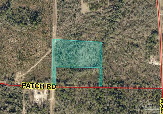 5428 Patch Rd, Milton, FL 32570 (MLS #594227) :: Connell & Company Realty, Inc.