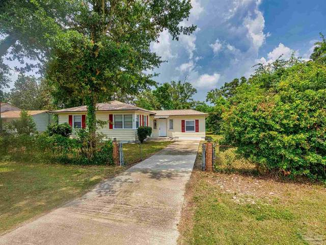 208 Ruberia Ave, Pensacola, FL 32507 (MLS #594256) :: Connell & Company Realty, Inc.
