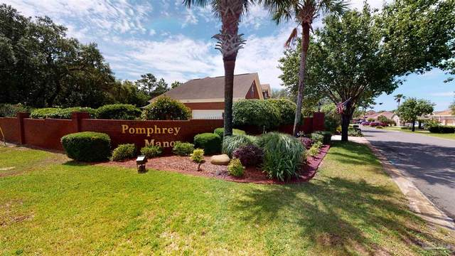 2033 Grayson Dr, Navarre, FL 32566 (MLS #594263) :: Coldwell Banker Coastal Realty