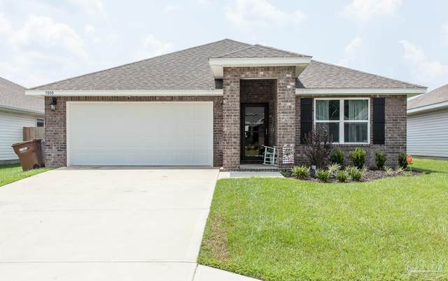 5800 Guinevere Ln, Milton, FL 32583 (MLS #594271) :: Connell & Company Realty, Inc.