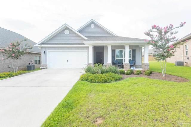 7681 Burnside Loop, Pensacola, FL 32526 (MLS #594281) :: Coldwell Banker Coastal Realty
