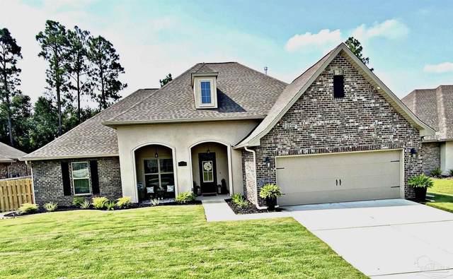 1551 Sawyers Ridge Cv, Cantonment, FL 32533 (MLS #594286) :: Connell & Company Realty, Inc.