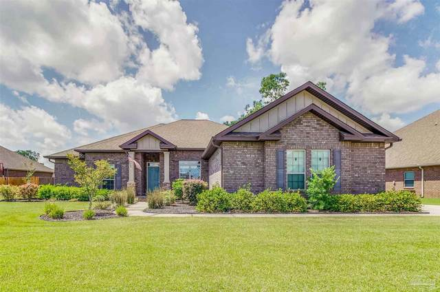 4117 Dundee Crossing Dr, Pace, FL 32571 (MLS #594292) :: Connell & Company Realty, Inc.