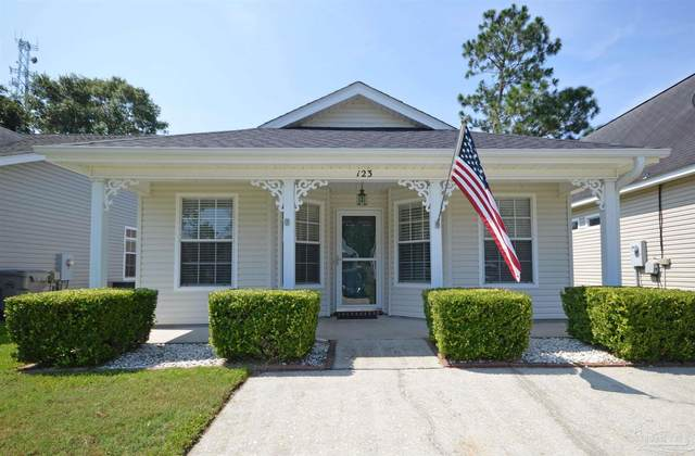 123 Wildflower Ln, Pensacola, FL 32514 (MLS #594322) :: Connell & Company Realty, Inc.