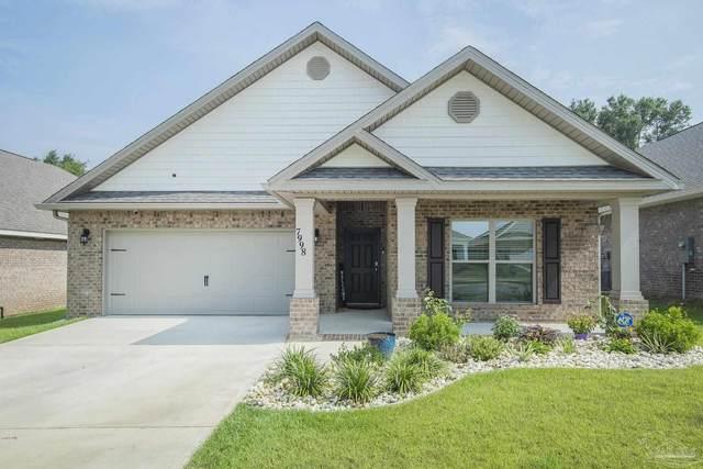 7998 Burnside Loop, Pensacola, FL 32526 (MLS #594347) :: Coldwell Banker Coastal Realty