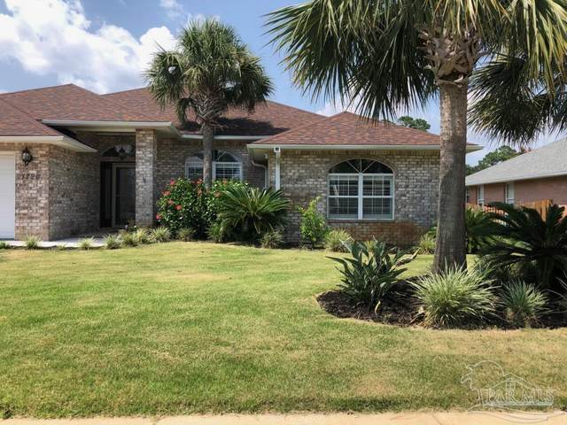 1726 Turkey Oak Dr, Navarre, FL 32566 (MLS #594376) :: Coldwell Banker Coastal Realty