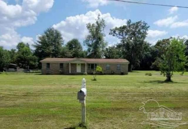 6457 Sandy Ln, Milton, FL 32570 (MLS #594386) :: Coldwell Banker Coastal Realty