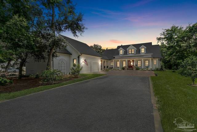 4409 Soundside Dr, Gulf Breeze, FL 32563 (MLS #594387) :: Connell & Company Realty, Inc.