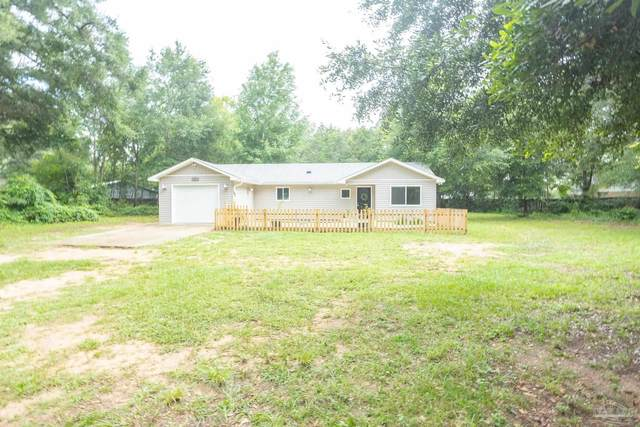 4281 Castille Ave, Pace, FL 32571 (MLS #594393) :: Coldwell Banker Coastal Realty