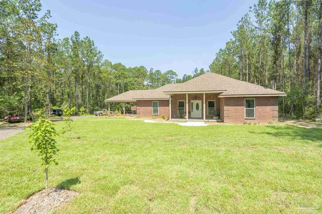 2565 E Ten Mile Rd, Pace, FL 32571 (MLS #594397) :: Coldwell Banker Coastal Realty