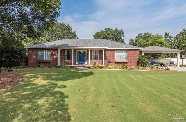 7267 Belgium Rd, Pensacola, FL 32526 (MLS #594408) :: The Kathy Justice Team - Better Homes and Gardens Real Estate Main Street Properties