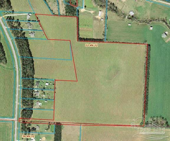 5200 Hwy 97, Walnut Hill, FL 32568 (MLS #594409) :: The Kathy Justice Team - Better Homes and Gardens Real Estate Main Street Properties