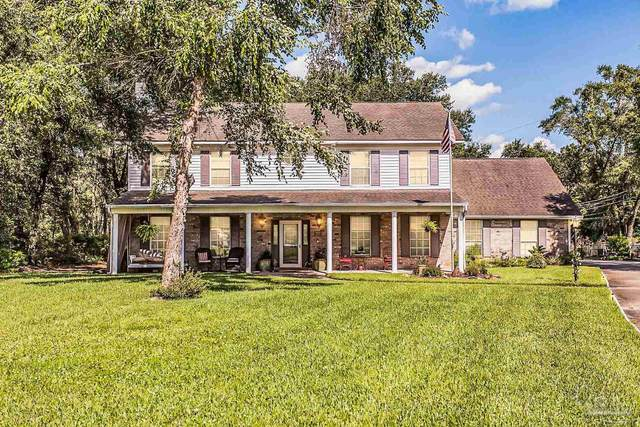 10356 O'daniel Dr, Pensacola, FL 32514 (MLS #594416) :: Coldwell Banker Coastal Realty