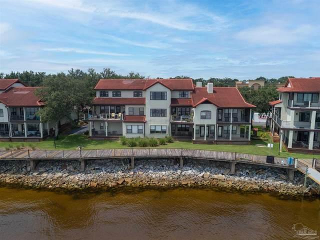 64 Baybridge Dr, Gulf Breeze, FL 32561 (MLS #594424) :: Levin Rinke Realty