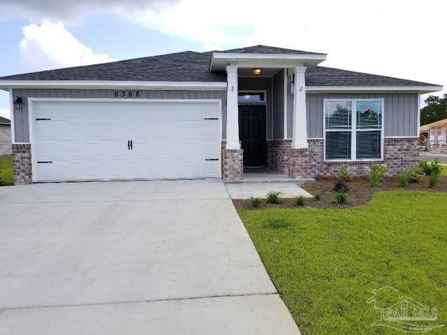 6282 Red Pepper Dr, Gulf Breeze, FL 32563 (MLS #594446) :: Coldwell Banker Coastal Realty