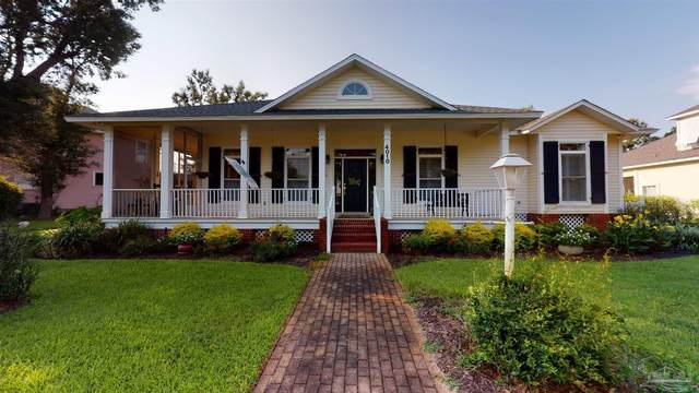 4010 Azure Way, Pensacola, FL 32507 (MLS #594450) :: Coldwell Banker Coastal Realty