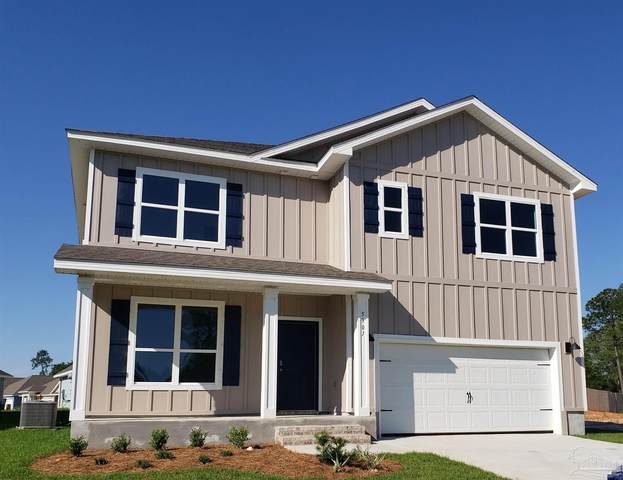3593 Sailfish Dr, Gulf Breeze, FL 32563 (MLS #594460) :: Connell & Company Realty, Inc.