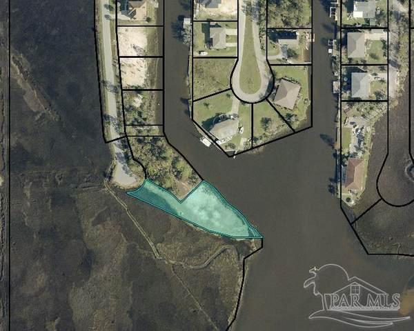 0 San Antonio Dr, Milton, FL 32583 (MLS #594469) :: Coldwell Banker Coastal Realty