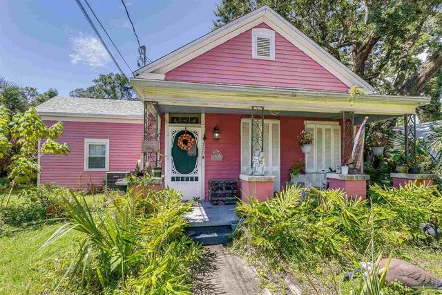 519 N Coyle St, Pensacola, FL 32501 (MLS #594574) :: The Kathy Justice Team - Better Homes and Gardens Real Estate Main Street Properties