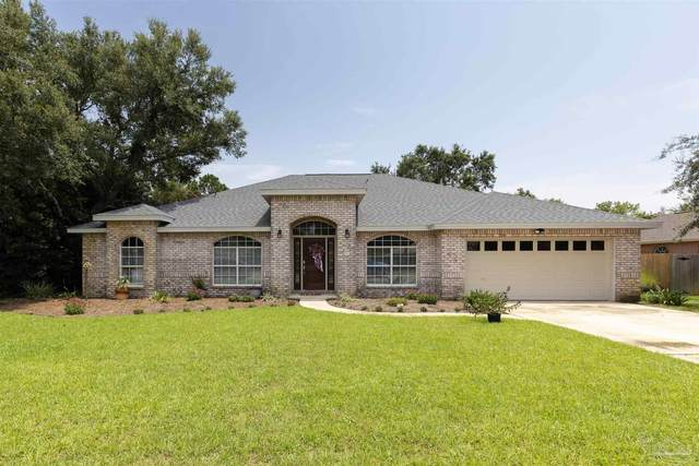1176 Tiger Trace Blvd, Gulf Breeze, FL 32563 (MLS #594614) :: Connell & Company Realty, Inc.