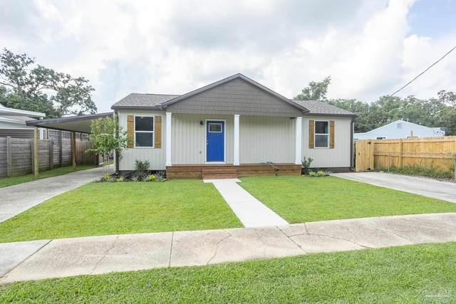 7 Commander St, Pensacola, FL 32507 (MLS #594876) :: Connell & Company Realty, Inc.