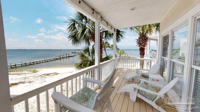 1448 Homeport Dr, Navarre Beach, FL 32566 (MLS #594899) :: Connell & Company Realty, Inc.