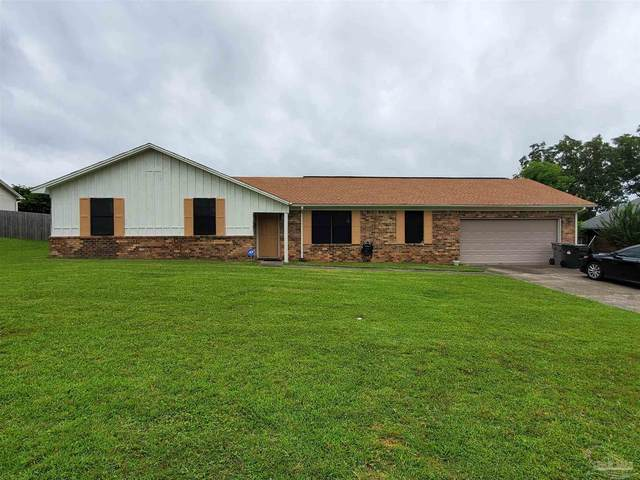 10404 Pine Hill Terrace, Pensacola, FL 32514 (MLS #595204) :: Connell & Company Realty, Inc.