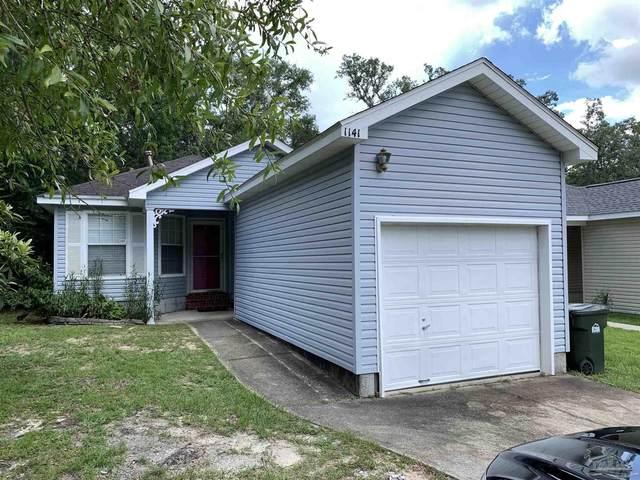 1141 Merrie Way, Pensacola, FL 32514 (MLS #595211) :: Levin Rinke Realty
