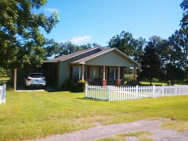 4448 Watermill Rd, Jay, FL 32565 (MLS #595296) :: Connell & Company Realty, Inc.