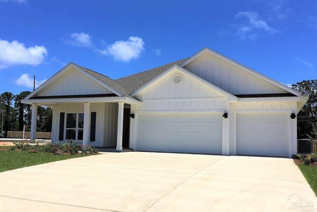 3551 Sailfish Dr, Gulf Breeze, FL 32563 (MLS #595434) :: Connell & Company Realty, Inc.