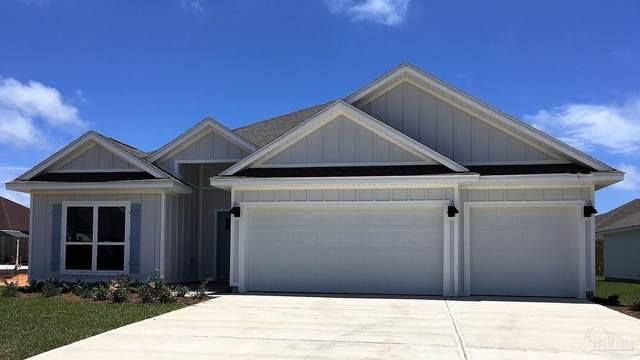 3410 Southwind Dr, Gulf Breeze, FL 32563 (MLS #595492) :: Levin Rinke Realty