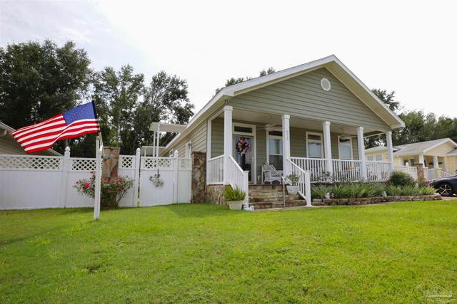 571 Evening Falls Dr, Pensacola, FL 32534 (MLS #595518) :: Connell & Company Realty, Inc.