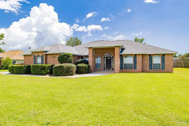 5056 Chandelle Dr, Pensacola, FL 32507 (MLS #595593) :: Connell & Company Realty, Inc.